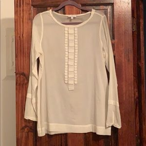 Gap sheet long sleeve top , never worn